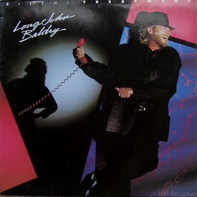 Long John Baldry - Silent Treatment 1986