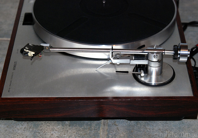 Luxman PD289 Arm