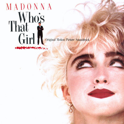 Madonna - Who's That Girl OST 1987