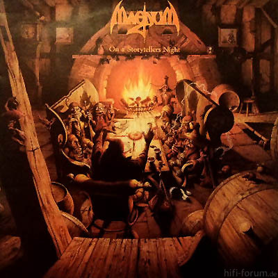 Magnum - On A Storytellers Night 1985