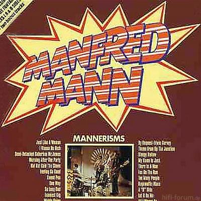Manfred Mann - Mannerism 1976