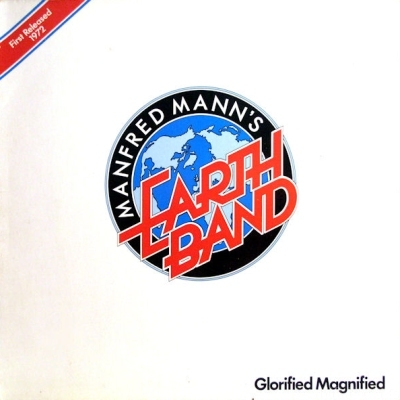 Manfred Mann's Earth Band - Glorified Magnified 1972