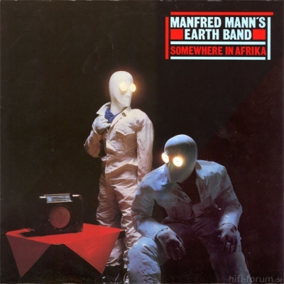 Manfred Mann's Earth Band - Somewhere In Afrika 1982