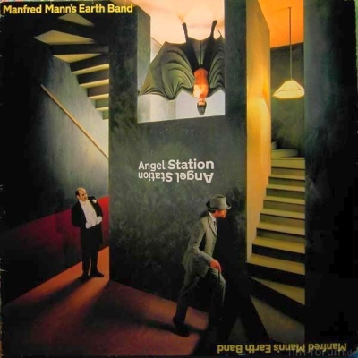 Manfred Mann's Earthband - Angel Station 1979