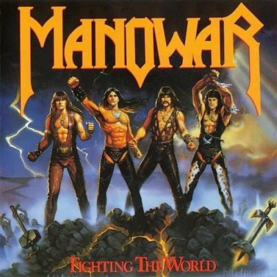 Manowar - Fighting The World 1987