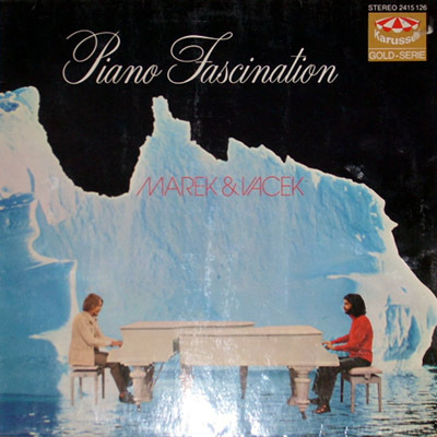 Marek & Vacek - Piano Fascination 1969