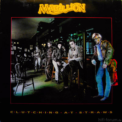 Marillion - Clutching At Straws 1987
