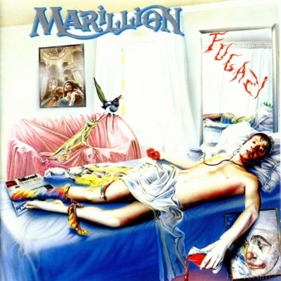 Marillion - Fugazi 1984