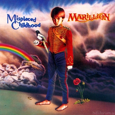 Marillion - Misplaced Childhood 1985