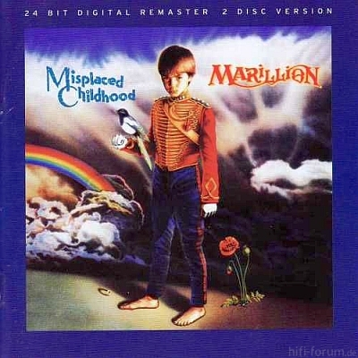 Marillion - Misplaced Childhood 1998