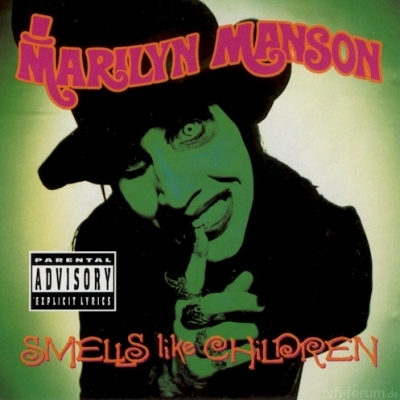 Marilyn Manson - Smells Like Children 1995