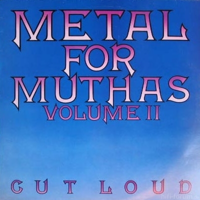 Metal For Muthas Volume II 1980