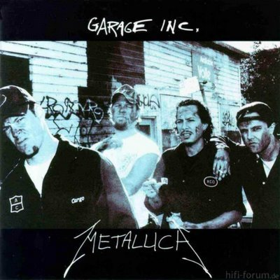 Metallica - Garage Inc. 1998