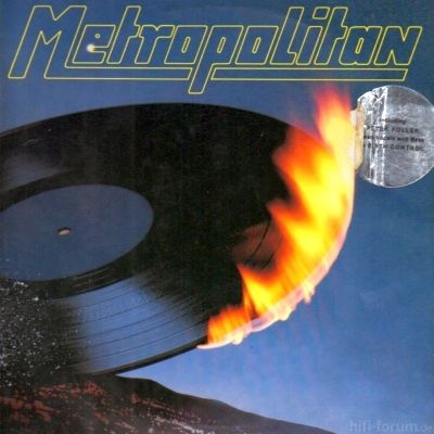 Metropolitan - Metropolitan 1981