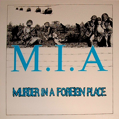 M.I.A. - Murder In A Foreign Place 1984