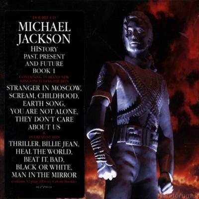 Michael Jackson - History 1995