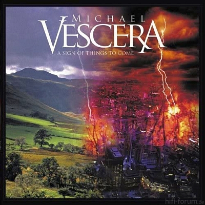 Michael Vescera - A Sign Of Things To Come 2008