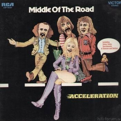 Middle Of The Road - Acceleration 1971