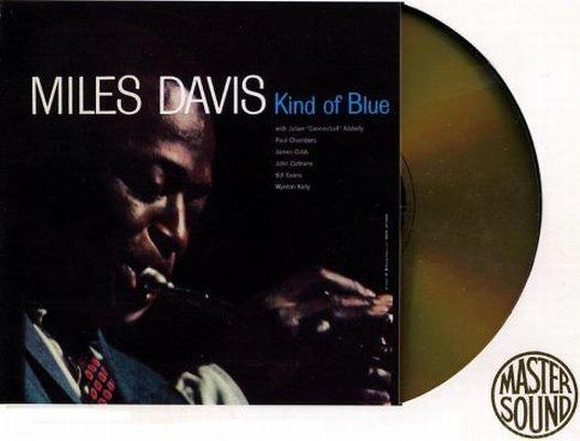 Miles Davis - Kind of Blue 1988