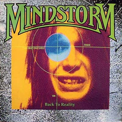Mindstorm - Back to Reality 1991