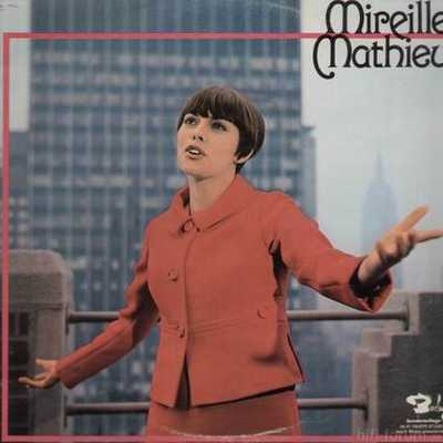 Mireille Mathieu - Barclay 1967