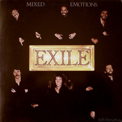 Mixed Emotions - Exile 1978