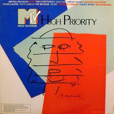 MTV High Priority 1987