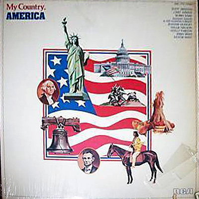 My Country America 1980