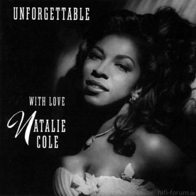 Natalie Cole - Unforgettable With Love 1991