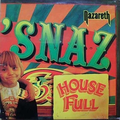 Nazareth - 'Snaz 1981