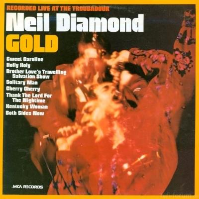 Neil Diamond - Gold Live 1970