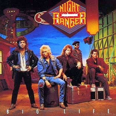 Night Ranger - Big Life 1987