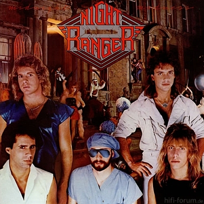 Night Ranger - Midnight Madness 1984