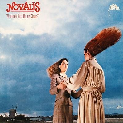 Novalis - Vielleicht Bist Du Ein Clown? 1978