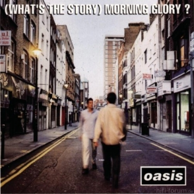 Oasis - (What's The Story) Morning Glory 1995