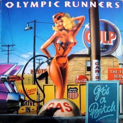 Olympic Runners - It's A Bitch 1979