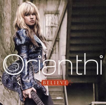 Orianthi - Believe 2009