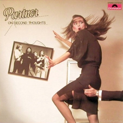Partner - On second Thoughts 1980