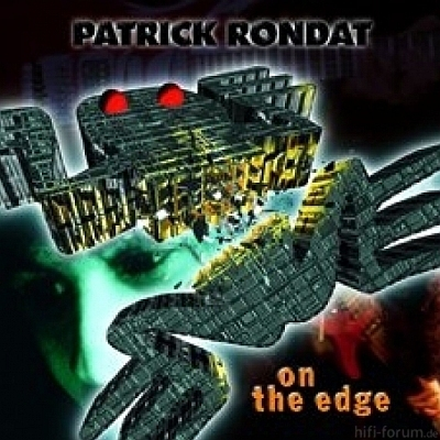 Patrick Rondat - On The Edge 1999