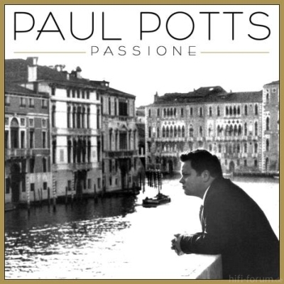 Paul Potts - Passione 2009
