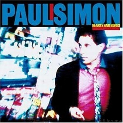 Paul Simon - Hearts And Bones 1983