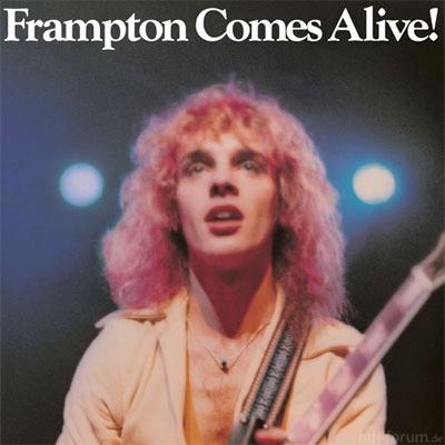 Peter Frampton - Frampton Comes Alive! 1976