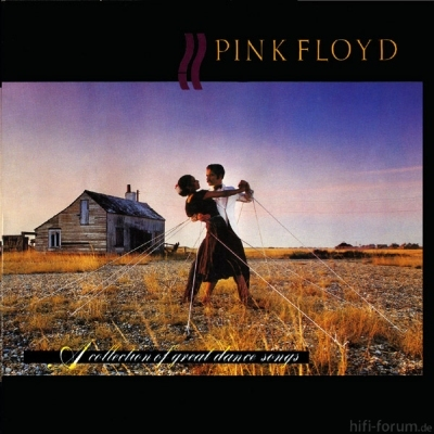 Pink Floyd - A Collection of great Dance Songs 1981