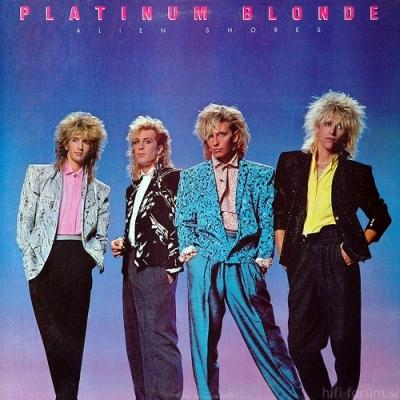 Platinum Blonde - Alien Shores 1985