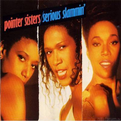 Pointer Sisters - Serious slammin' 1988