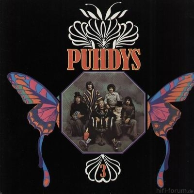 Puhdys 3 1977
