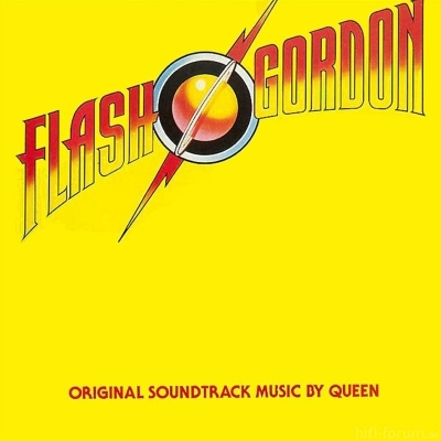 Queen - Flash Gordon OST 1980