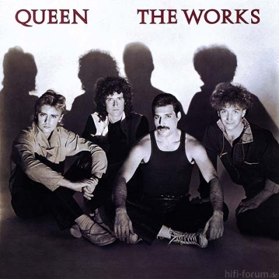 Queen - The Works 1984