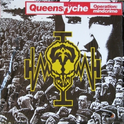 Queensr?che - Operation Mindcrime 1988