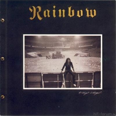 Rainbow - Finyl Vinyl 1986